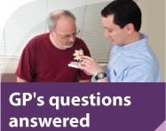 GP's questions answered